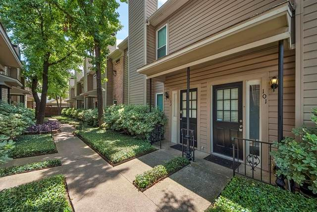 5740 Richmond Avenue #101, Dallas, TX 75206 (MLS #14382056) :: All Cities USA Realty