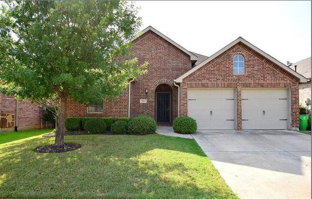 420 Hummingbird Drive, Little Elm, TX 75068 (MLS #14382076) :: Frankie Arthur Real Estate