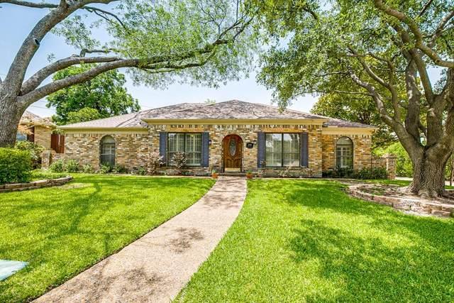 10318 White Rock Place, Dallas, TX 75238 (MLS #14382109) :: Baldree Home Team
