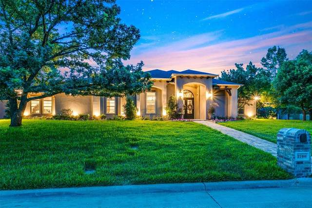 3700 Laurens Place, Colleyville, TX 76034 (MLS #14382120) :: The Rhodes Team