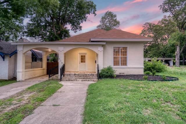 615 N Winnetka Avenue, Dallas, TX 75208 (MLS #14382128) :: The Mauelshagen Group