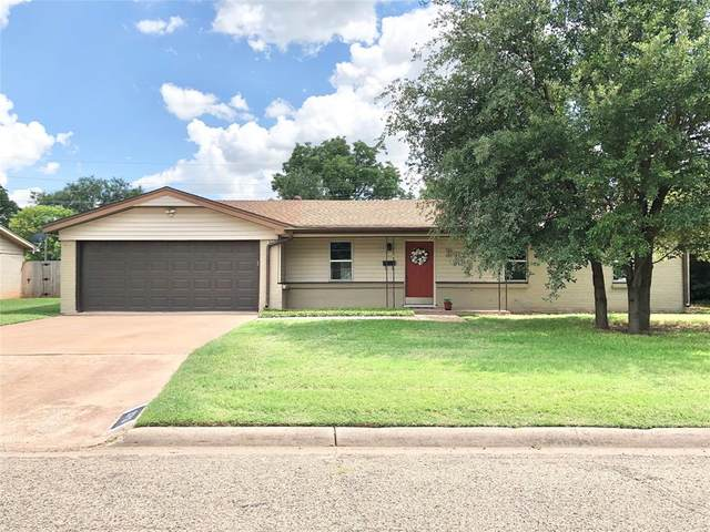 3713 Concord Drive, Abilene, TX 79603 (MLS #14382137) :: Baldree Home Team