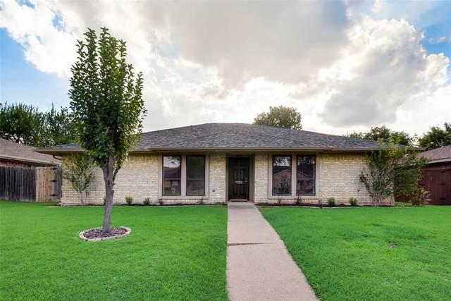 1924 Sierra Drive, Lewisville, TX 75077 (MLS #14382157) :: Justin Bassett Realty