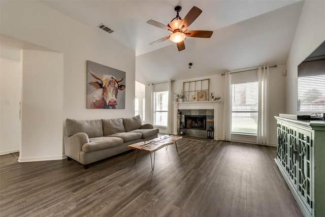 7502 Danridge Road, Rowlett, TX 75089 (MLS #14382165) :: The Good Home Team