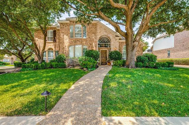 833 Muirfield Road, Keller, TX 76248 (MLS #14382182) :: Tenesha Lusk Realty Group