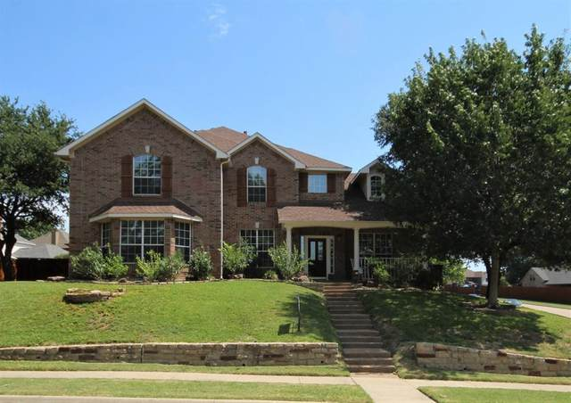 2109 Indian Trail, Rowlett, TX 75088 (MLS #14382191) :: Robbins Real Estate Group