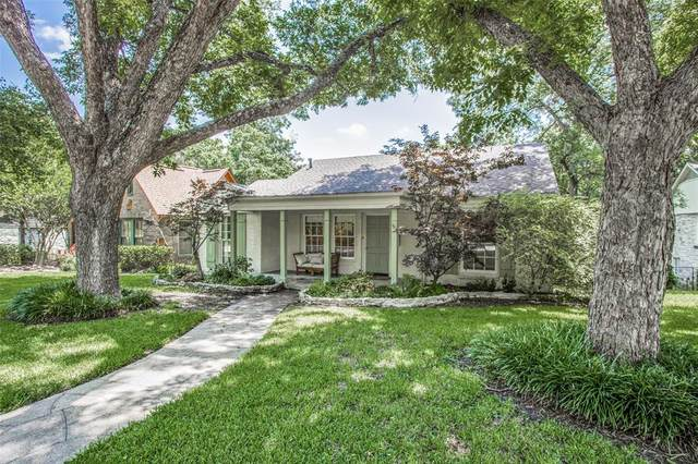 7006 Vivian Avenue, Dallas, TX 75223 (MLS #14382192) :: Team Hodnett