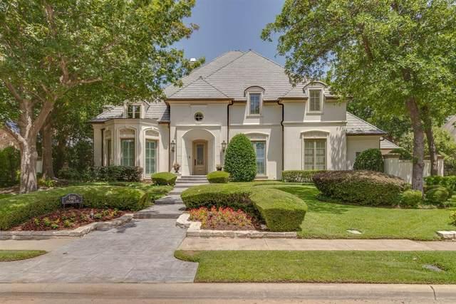 5401 Miramar Lane, Colleyville, TX 76034 (MLS #14382199) :: Hargrove Realty Group