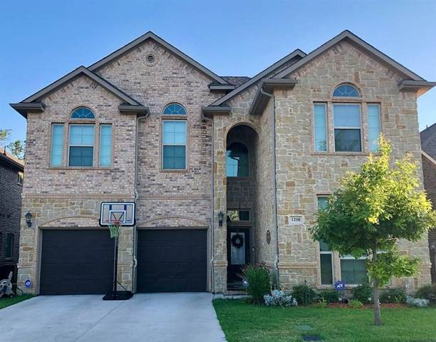 1208 Katelyn Court, Irving, TX 75060 (MLS #14382202) :: The Welch Team