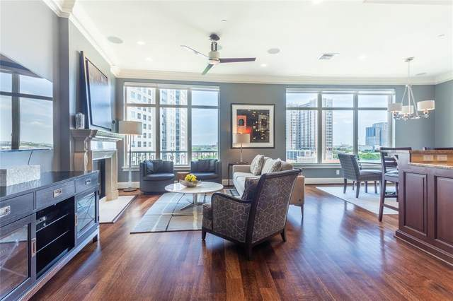 2555 N Pearl Street #703, Dallas, TX 75201 (MLS #14382203) :: All Cities USA Realty