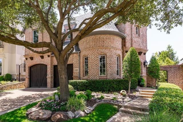 1689 Foard Drive, Frisco, TX 75034 (MLS #14382206) :: Frankie Arthur Real Estate