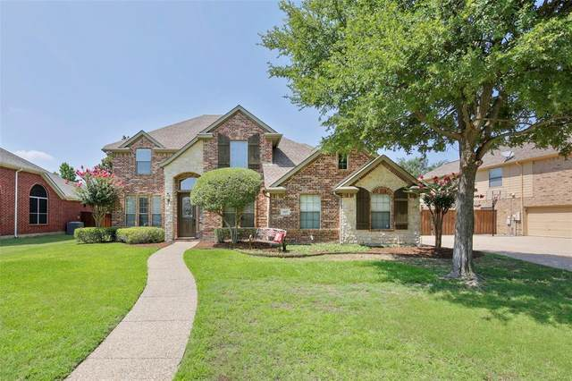 2019 Briarbrook Lane, Allen, TX 75002 (MLS #14382216) :: The Daniel Team