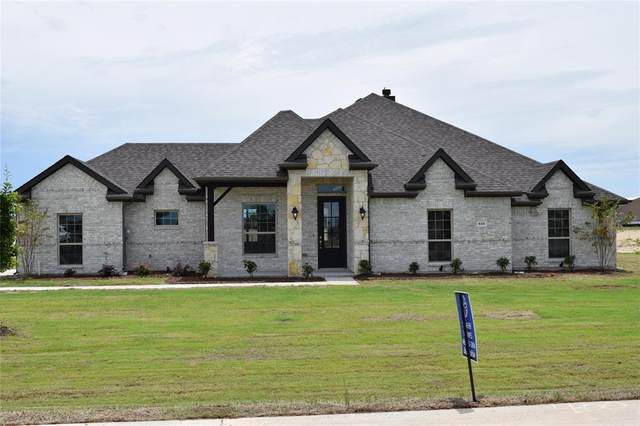 400 Berkeley Drive, Waxahachie, TX 75167 (MLS #14382255) :: The Hornburg Real Estate Group