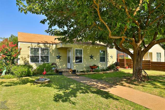 1310 Sewell Street, Abilene, TX 79605 (MLS #14382283) :: Century 21 Judge Fite Company
