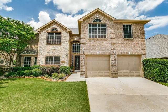 6803 Smoketree Trail, Denton, TX 76208 (MLS #14382301) :: The Heyl Group at Keller Williams