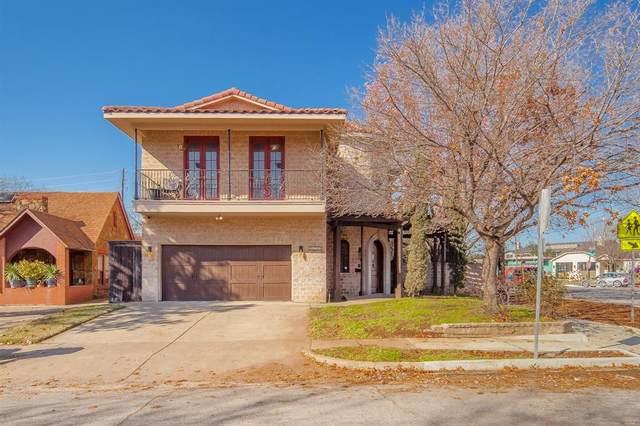 5231 Mission Avenue, Dallas, TX 75206 (MLS #14382303) :: The Hornburg Real Estate Group