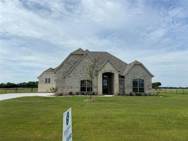 102 O'hanlon Drive, Van Alstyne, TX 75495 (MLS #14382304) :: All Cities USA Realty