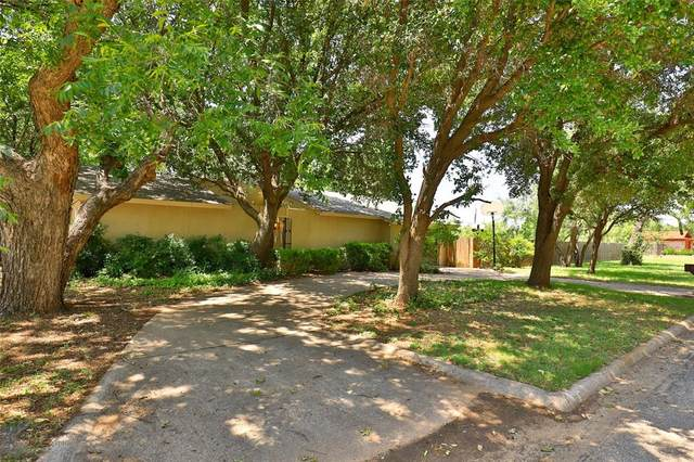 4125 N 9th Street, Abilene, TX 79603 (MLS #14382308) :: The Chad Smith Team