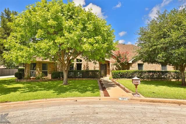 1550 Creek Bend Court, Abilene, TX 79602 (MLS #14382323) :: Century 21 Judge Fite Company