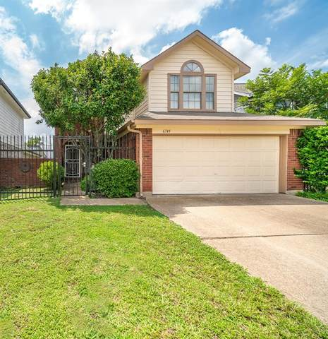6749 Driffield Circle W, North Richland Hills, TX 76182 (MLS #14382329) :: The Heyl Group at Keller Williams