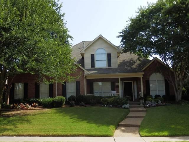 826 Pelican Lane, Coppell, TX 75019 (MLS #14382350) :: The Rhodes Team