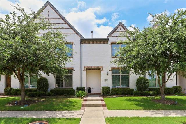 841 Milton Way, Coppell, TX 75019 (MLS #14382357) :: Hargrove Realty Group