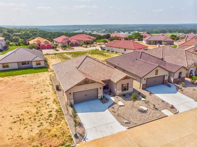 139 Valley View Circle, Glen Rose, TX 76043 (MLS #14382395) :: The Heyl Group at Keller Williams
