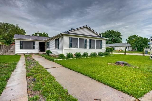 3733 Katrine Street, Haltom City, TX 76117 (MLS #14382396) :: The Chad Smith Team