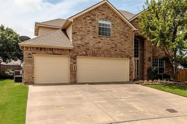 3413 Dalhart Drive, Fort Worth, TX 76179 (MLS #14382408) :: All Cities USA Realty