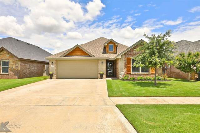 3738 Bettes Lane, Abilene, TX 79606 (MLS #14382426) :: Team Hodnett