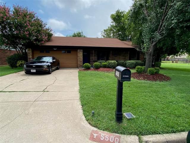 5500 Irish Spring Lane, North Richland Hills, TX 76180 (MLS #14382429) :: The Kimberly Davis Group