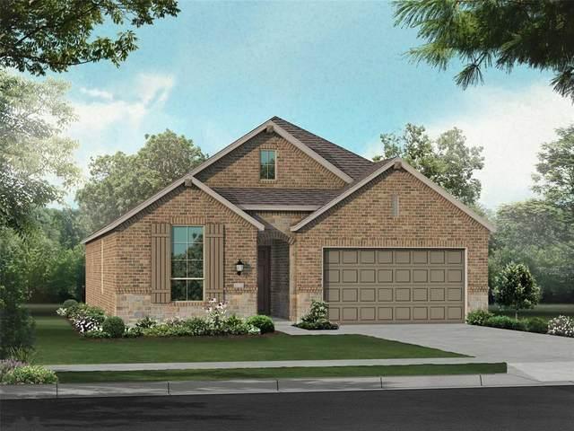 2115 Terry Avenue, Melissa, TX 75454 (MLS #14382440) :: The Good Home Team