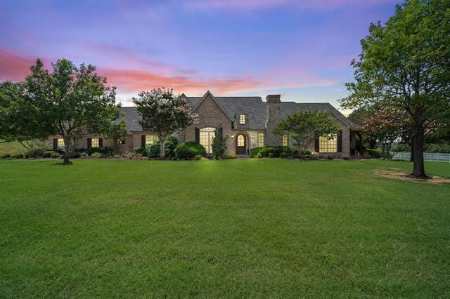 1200 Fox Run, Bartonville, TX 76226 (MLS #14382454) :: The Mauelshagen Group