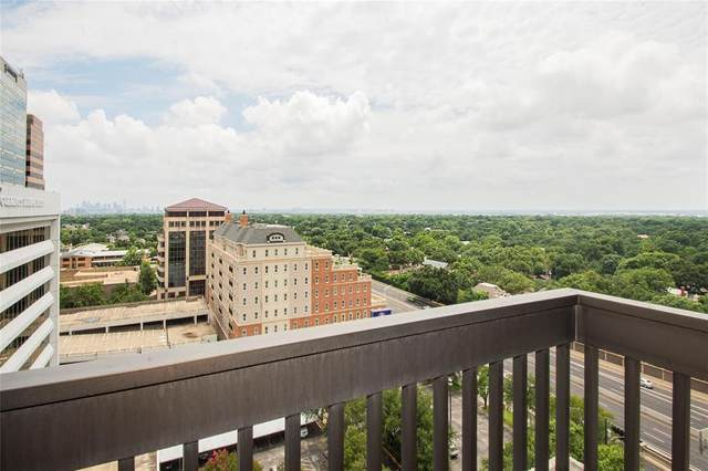 5909 Luther Lane #1501, Dallas, TX 75225 (MLS #14382456) :: Bray Real Estate Group