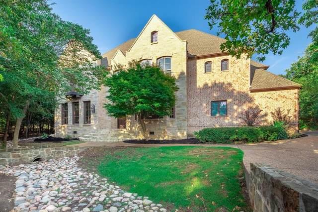 105 Welford Lane, Southlake, TX 76092 (MLS #14382479) :: The Mauelshagen Group