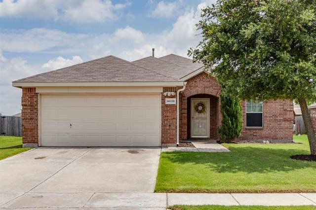 14128 Gold Seeker Way, Fort Worth, TX 76052 (MLS #14382480) :: The Good Home Team