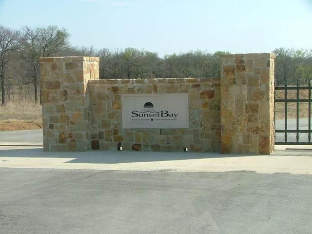 Lot 434 Sunset Bay Drive, Chico, TX 76431 (MLS #14382481) :: The Mauelshagen Group