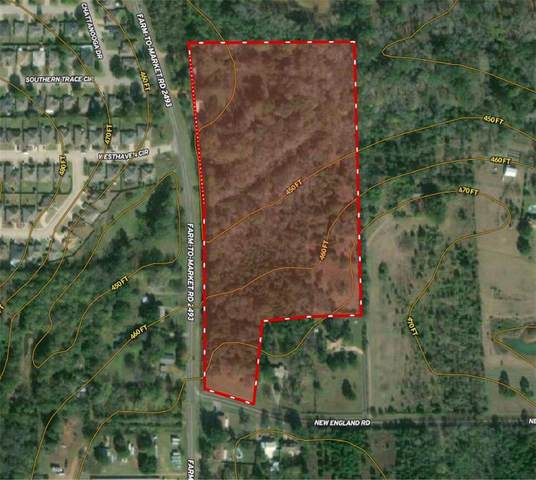 19725 Fm 2493, Flint, TX 75762 (MLS #14382487) :: North Texas Team | RE/MAX Lifestyle Property