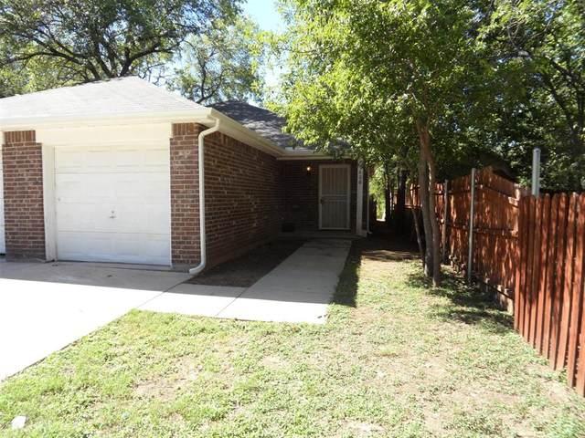 608 Upton Avenue, Fort Worth, TX 76103 (MLS #14382488) :: Baldree Home Team