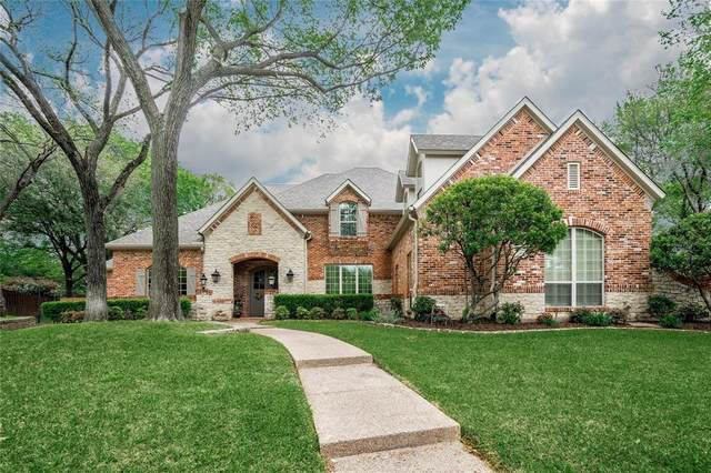 3700 Samuel Court, Flower Mound, TX 75028 (MLS #14382527) :: Baldree Home Team