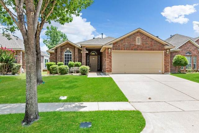 209 Bayfield Drive, Mansfield, TX 76063 (MLS #14382529) :: All Cities USA Realty