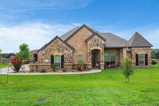 116 Spring Meadow Drive, Springtown, TX 76082 (MLS #14382531) :: Trinity Premier Properties