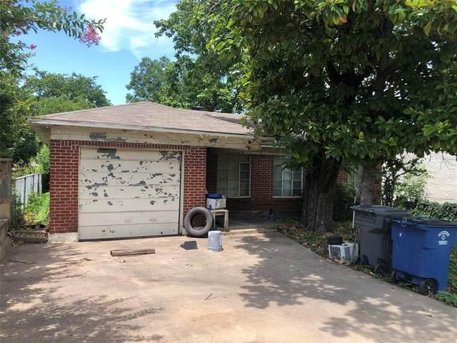 3507 Meredith Avenue, Dallas, TX 75211 (MLS #14382536) :: EXIT Realty Elite