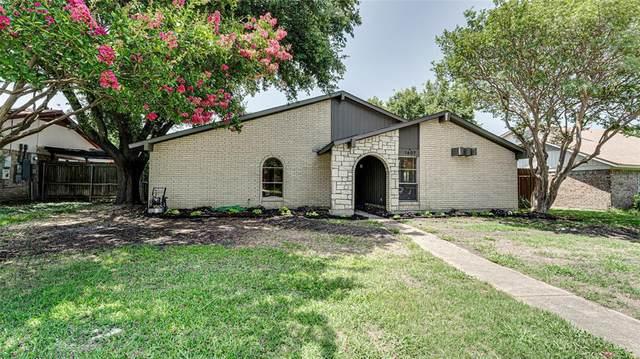 1607 Richforest Drive, Richardson, TX 75081 (MLS #14382539) :: The Kimberly Davis Group