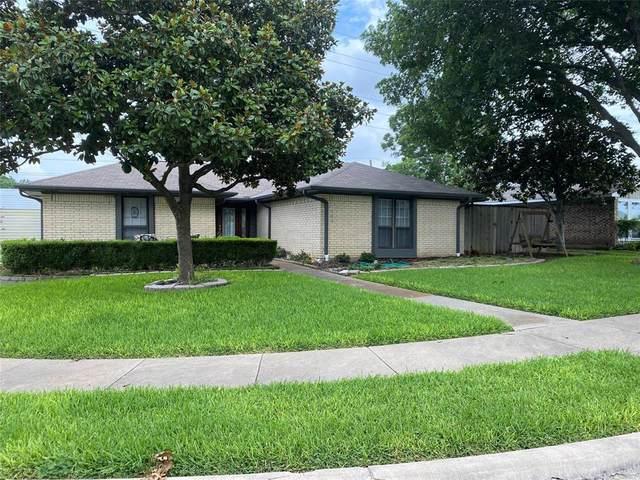 900 Via Coronado, Mesquite, TX 75150 (MLS #14382558) :: The Kimberly Davis Group