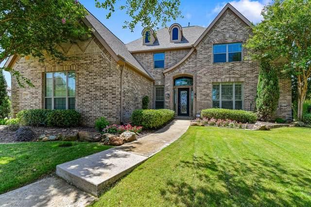 3605 Pearl Lane, Flower Mound, TX 75022 (MLS #14382566) :: Post Oak Realty