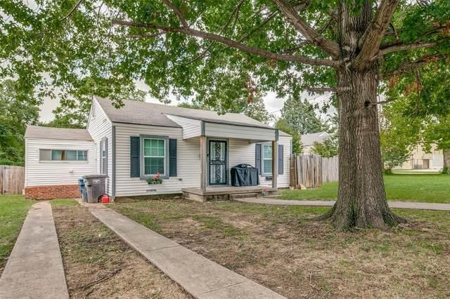 4125 Crestview Drive, Fort Worth, TX 76103 (MLS #14382567) :: Baldree Home Team