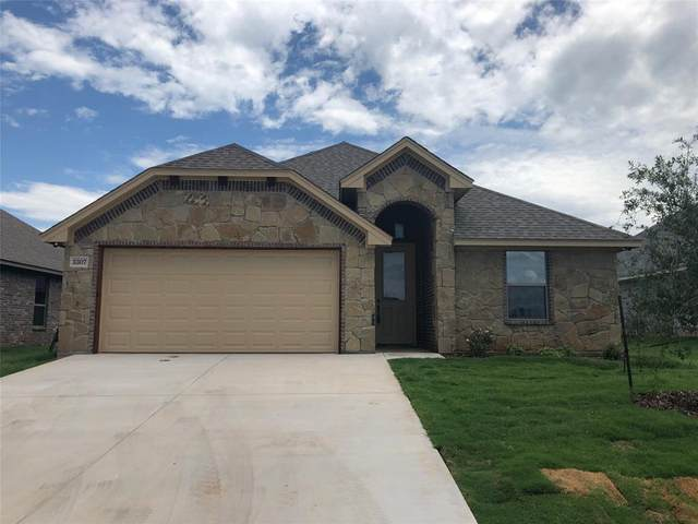 3307 Arrow Creek Drive, Granbury, TX 76049 (MLS #14382571) :: The Chad Smith Team