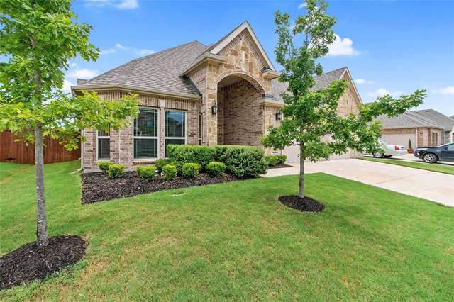 417 Brook Meadow Drive, Midlothian, TX 76065 (MLS #14382593) :: All Cities USA Realty
