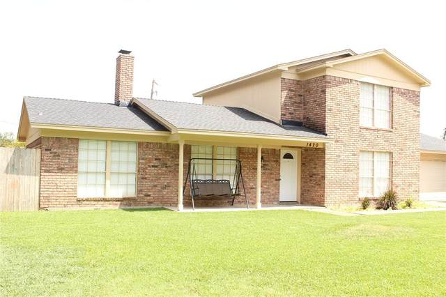 1420 High Ridge Road, Benbrook, TX 76126 (MLS #14382608) :: North Texas Team | RE/MAX Lifestyle Property